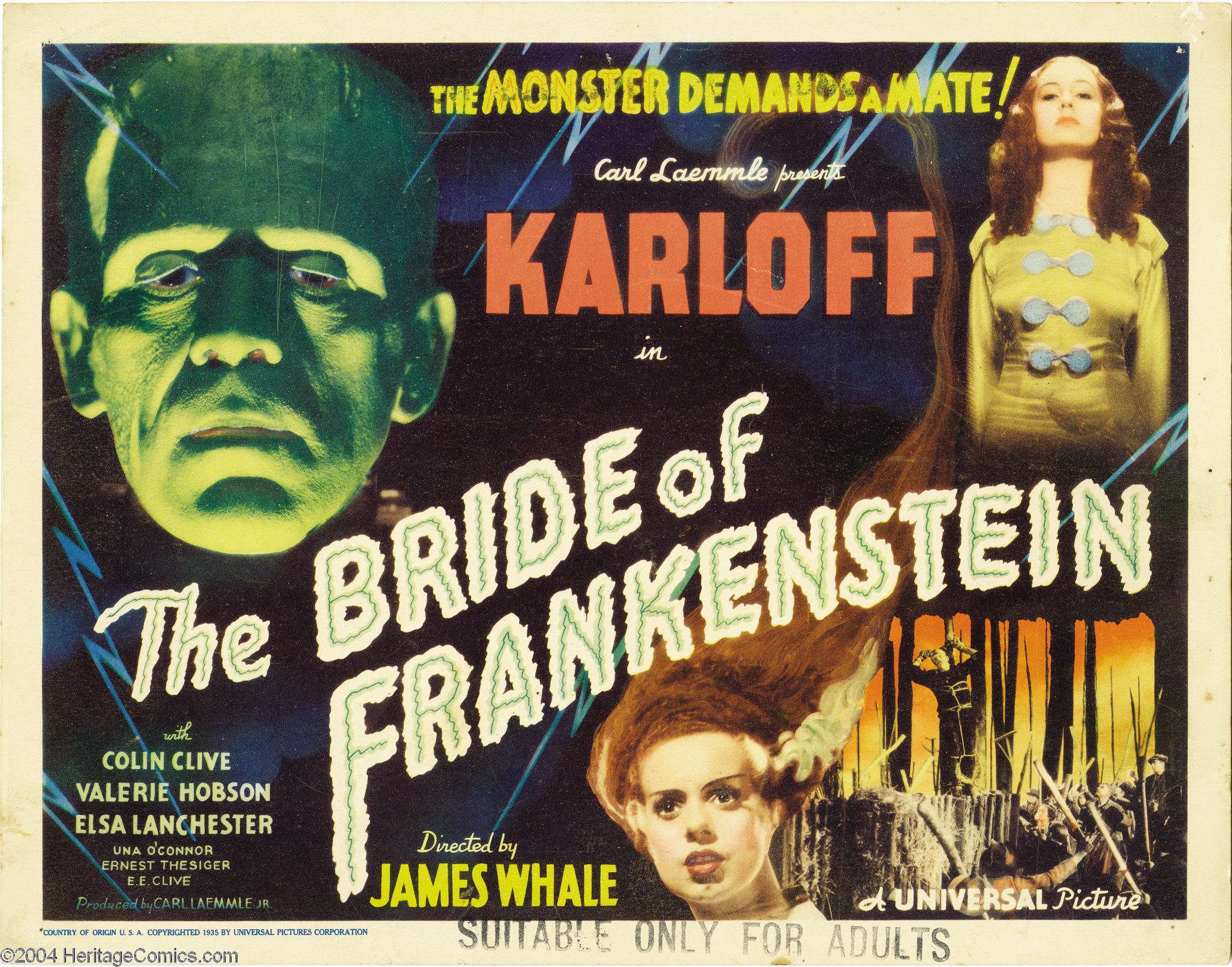 Boo! Here's some some of my favorite early horror films ...