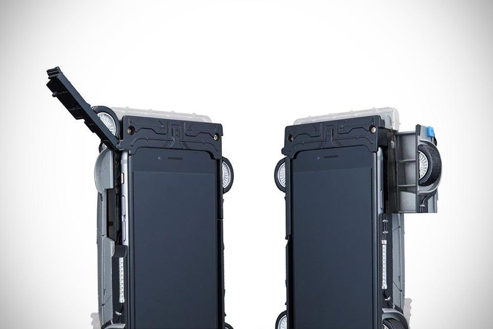 Crazy Case Delorean Time Machine Iphone Case Shouts