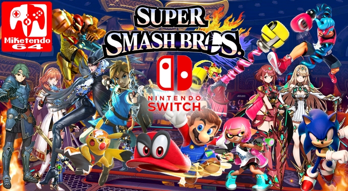 Rumour  A Super Smash Bros  will Release on Switch in 2018      Rumour  A Super Smash Bros  will Release on Switch in 2018