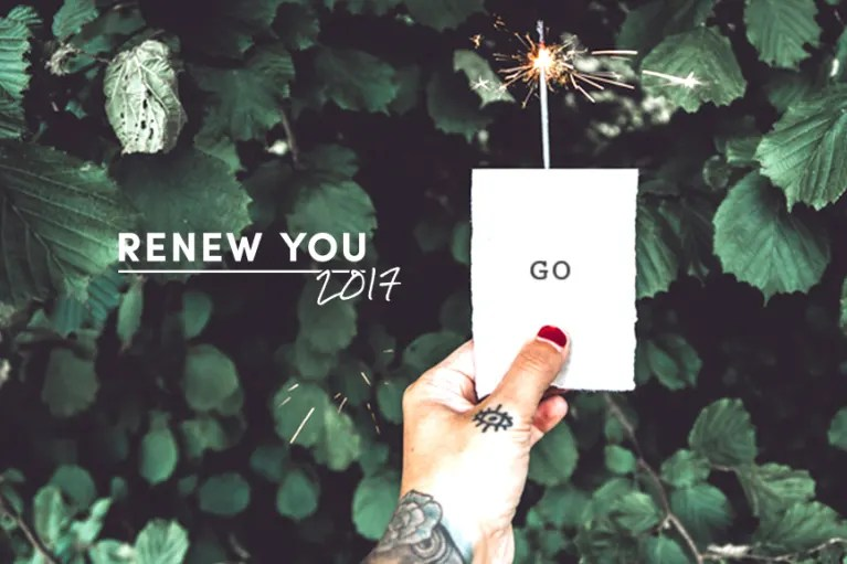 Renew You 2017 Day 5  Set A One Word Intention   mindbodygreen Photo  Stocksy   mbg creative