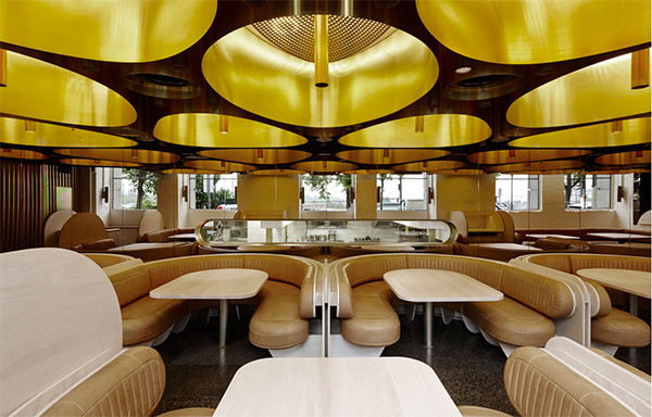 Press Club Restaurant   Melbourne  Australia     Commercial Interior     Intricate Details at the Press Club Restaurant     Melbourne  Australia     Commercial  Interior Design News