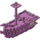 Hogyan készítsünk egy Idéer hajót a Minecraft-ban