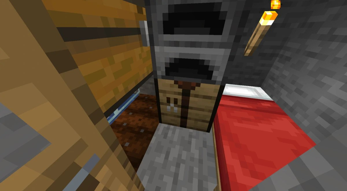 Tutorials Shelters Official Minecraft Wiki