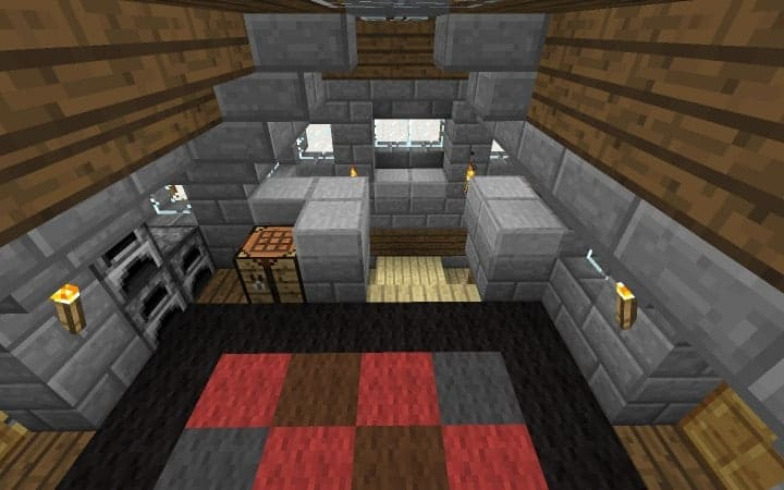 Survival House Tutorial Minecraft Building Inc