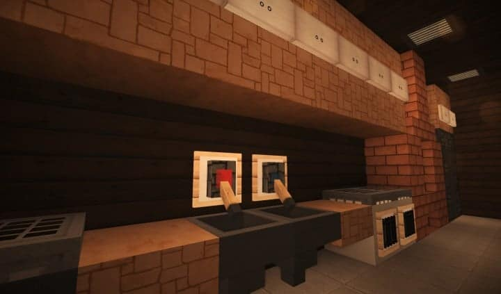 Oslo Bar Amp Grill Wok Minecraft Building Inc