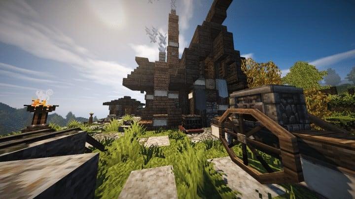 Minecraft Build Ideas