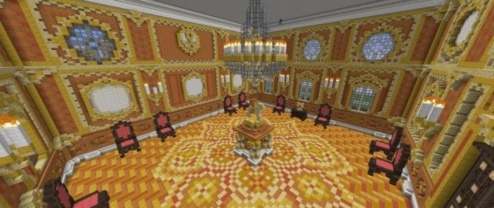 Minecraft Best Garden Design