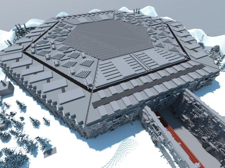 Halo Wars Texture Pack Minecraft