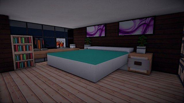 Prologue Modern House Minecraft House Design