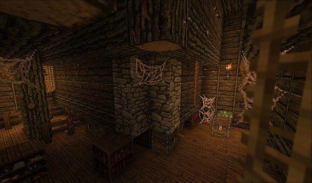 Large Medieval House Minecraft House Design