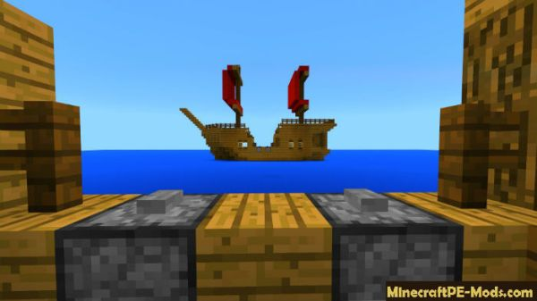 pirate ship minecraft # 54