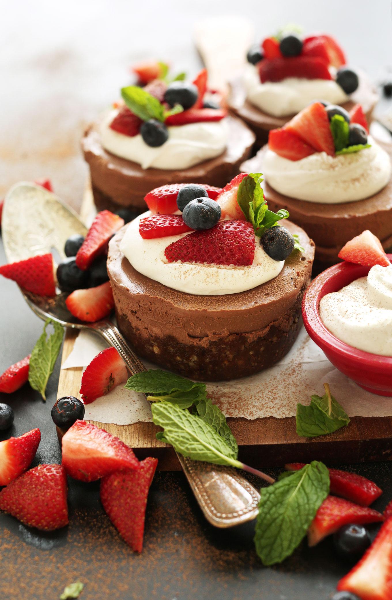 Quick Desserts Crowd