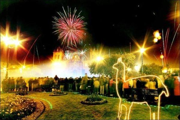 Ano Novo na Estônia