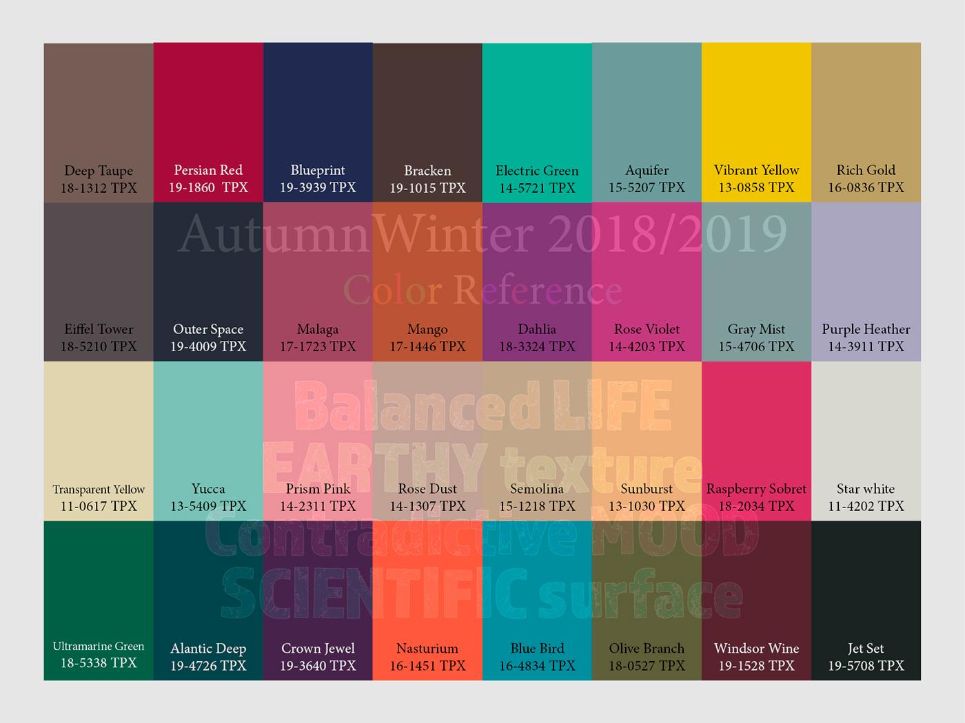 Summer Wedding Colors 2019