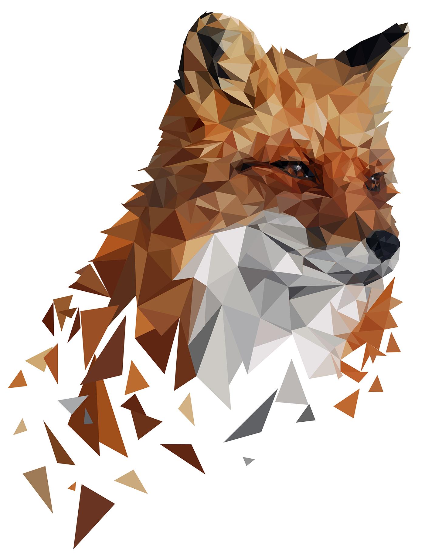 Shapes Geometric Artwork