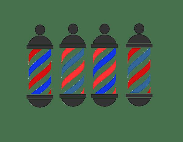 Franklin's Barbershop (Concept Logos) on Behance