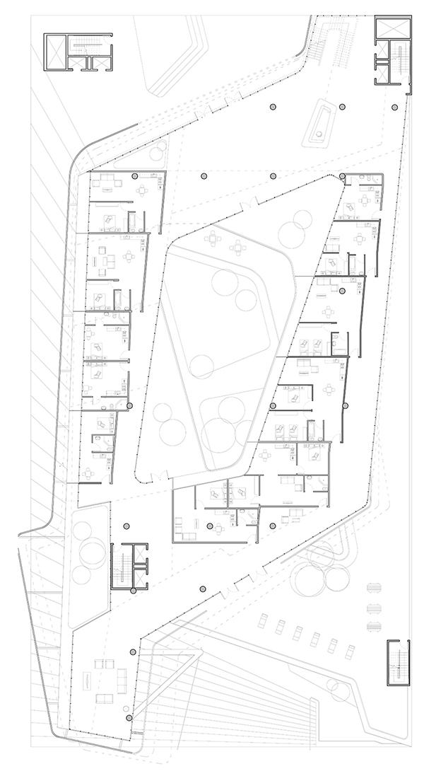Wellness Plan Center Zones Floor 4
