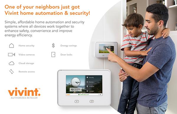 Vivint Home Security