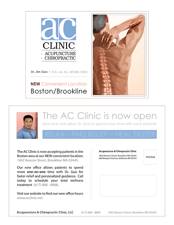 Chiropractic Direct Mail