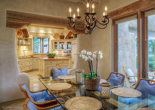 Adobe Style Interior Design
