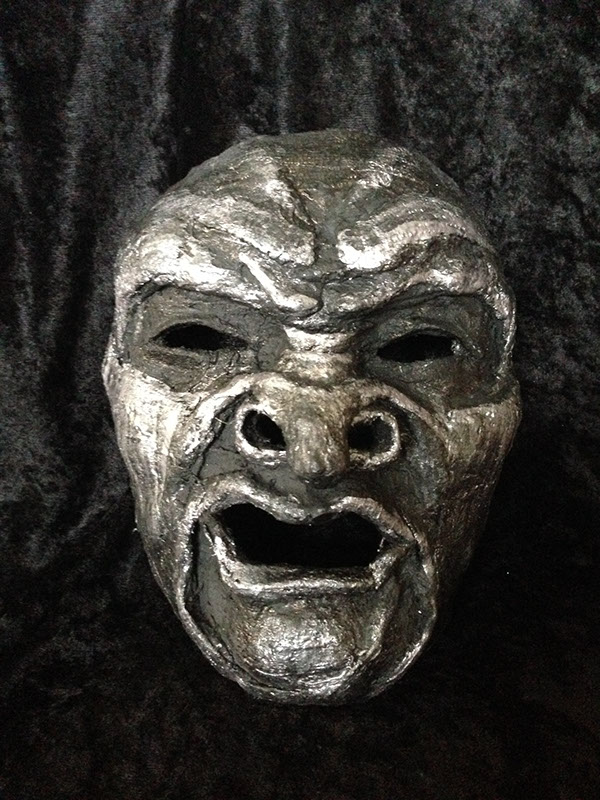 The Seven Deadly Sins Masks On Scad Portfolios