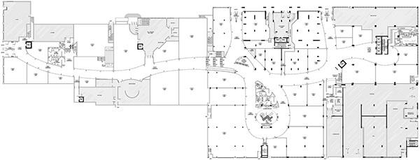 Kitchen Layout Floor Plans