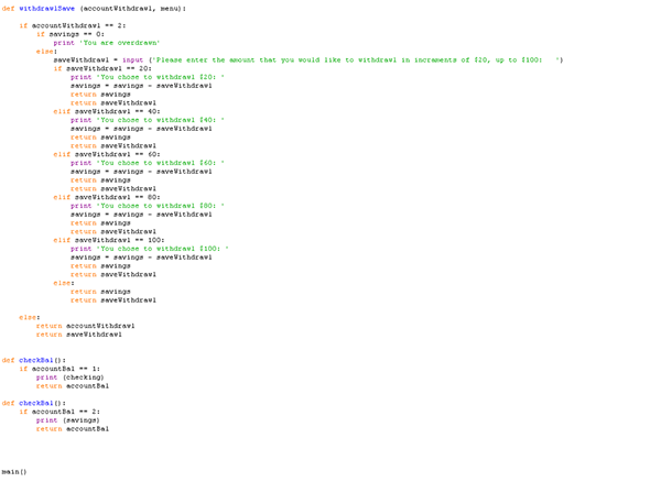 Flowchart Programming Language