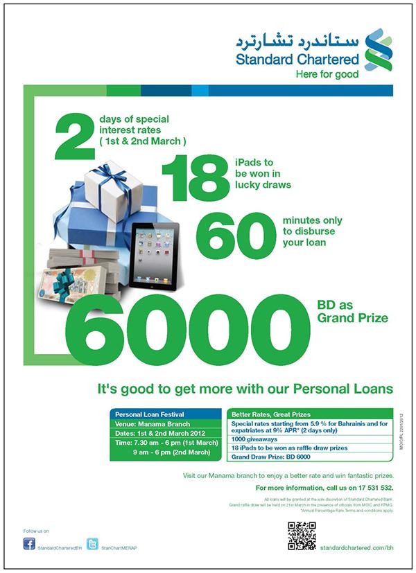 Std Bank Personal Loan