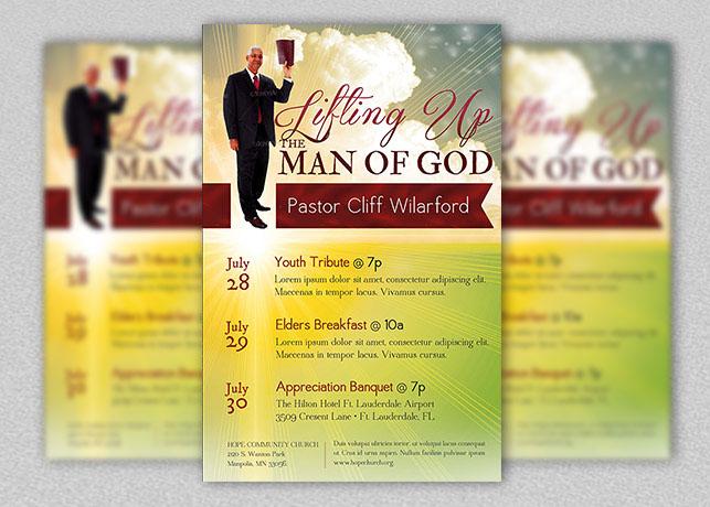 Anniversary Order Service Pastor Program