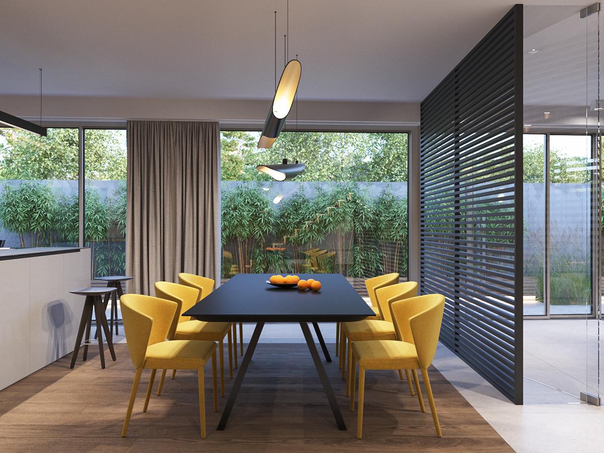 Behance Interior Design