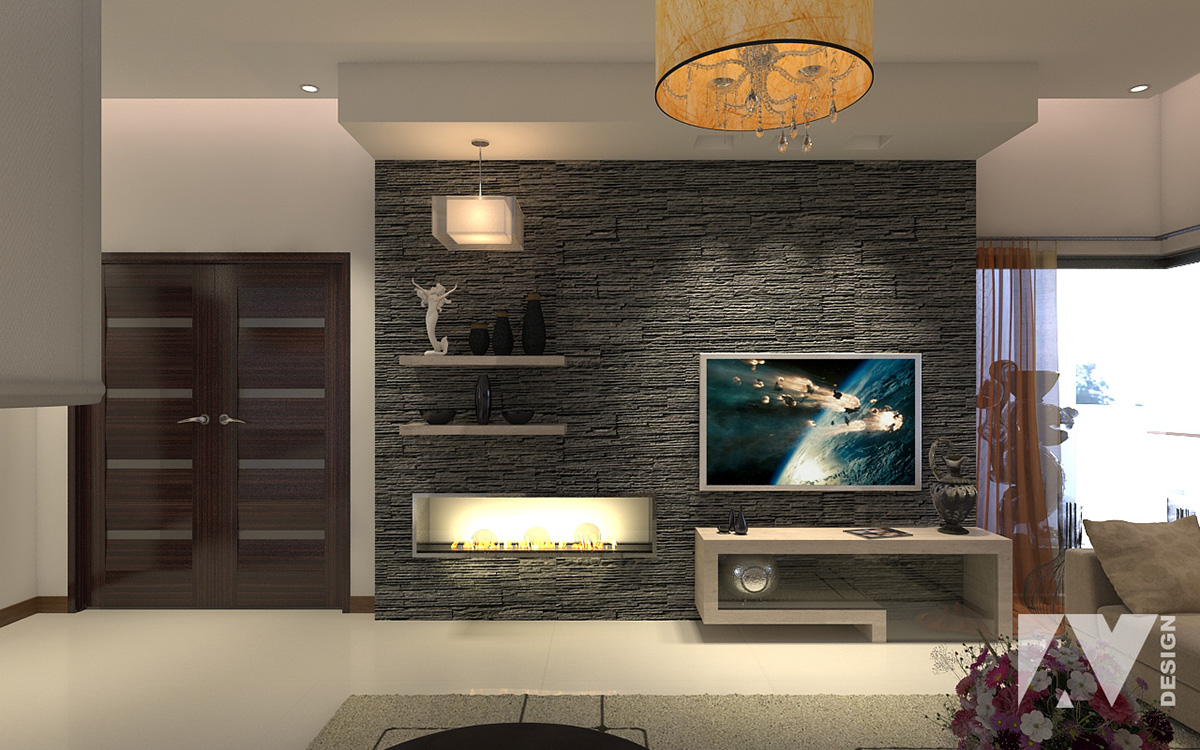 Tv Lounge Interior Design Ideas Pakistan