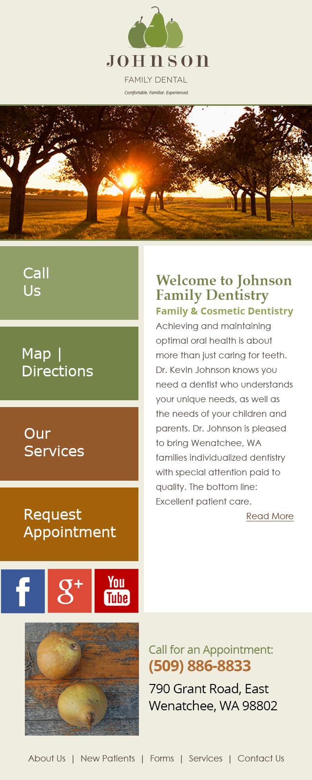 johnson family dental - 640×1197