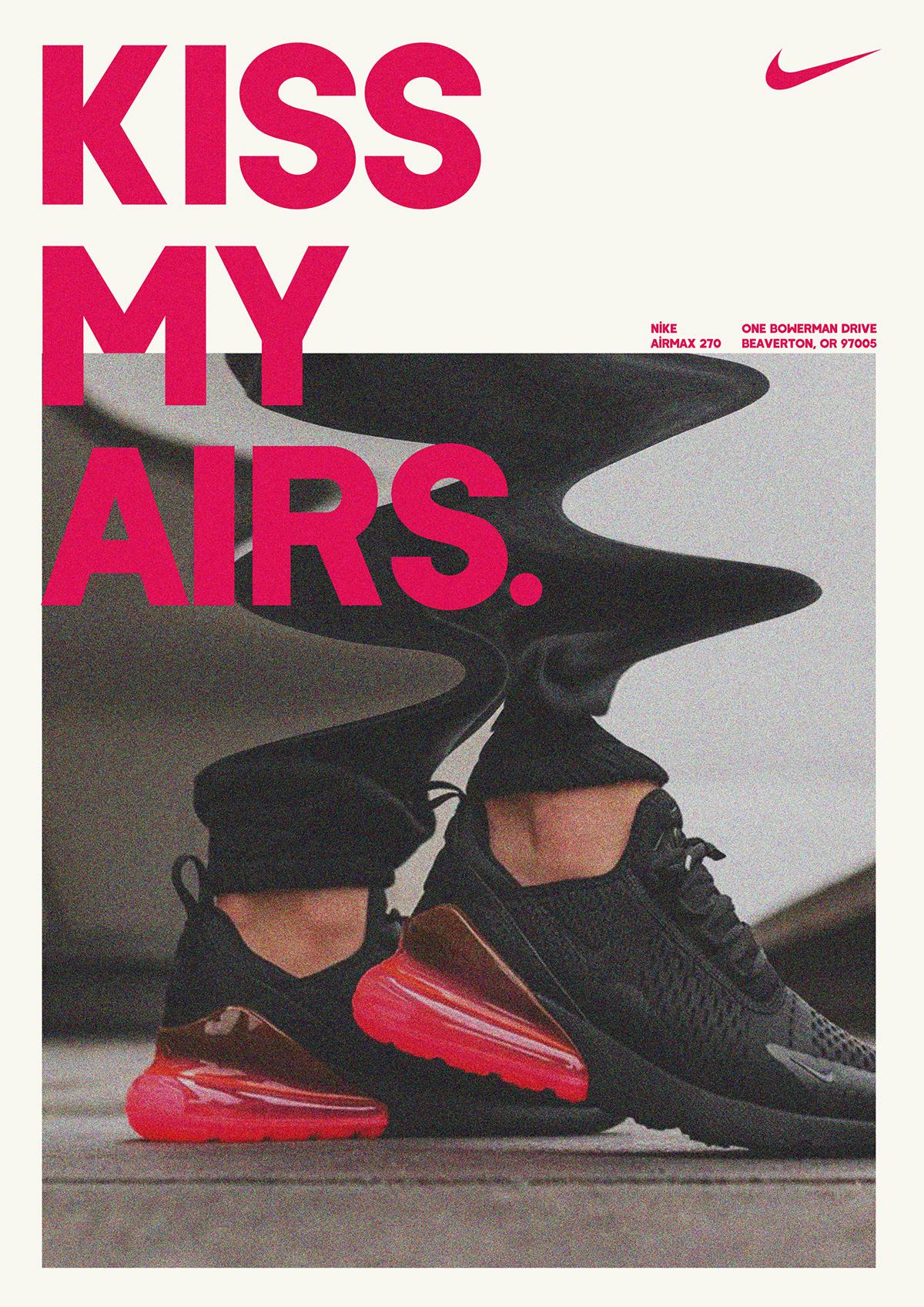 Kiss My Shoes Nike