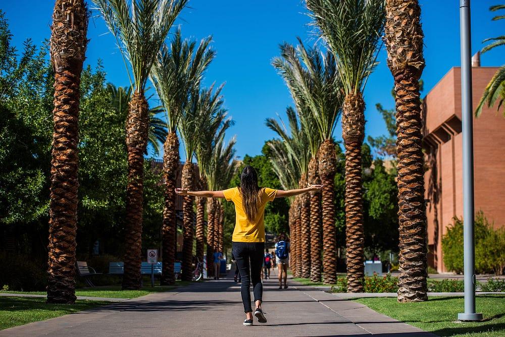 7 places to visit on ASU Tempe campus - Arizona State ...