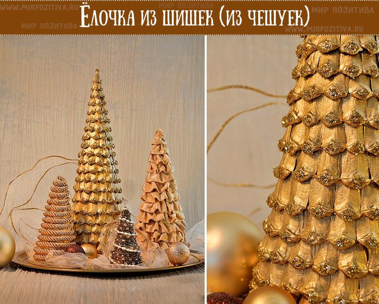 Χριστουγεννιάτικο δέντρο από χτυπήματα με τα χέρια σας