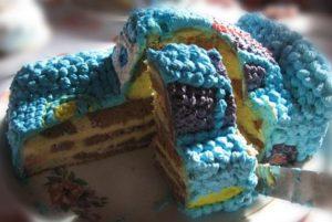 Контекстегі кремнен дайын торт машинасы