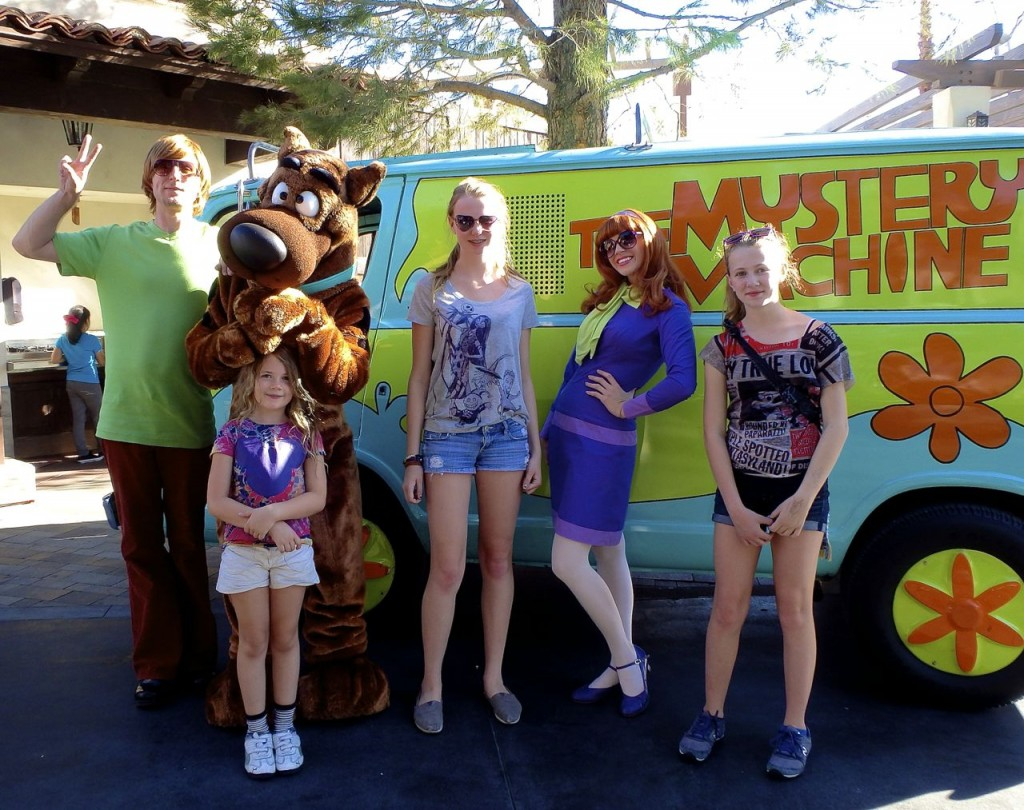Scooby Doo Universal Studios Halloween
