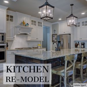 Design Tip  Thinking About Your New Kitchen    Mizell Interiors Do you see a kitchen re model in your future  Here are a few things to keep  in mind while designing a family friendly  stylish kitchen