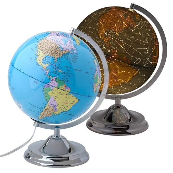 world globes on stand - 720×720