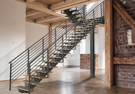 Erectastep Prefabricated Metal Stairs Steps Work Platforms | Prefabricated Exterior Metal Stairs | Stair Case | Spiral Staircases | Stairways | Stair Systems | Wrought Iron