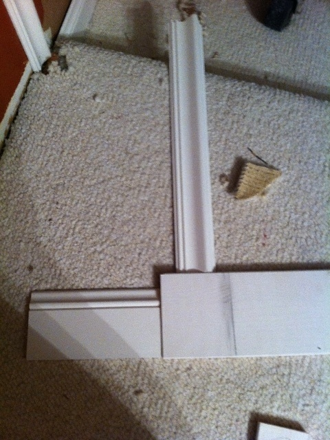 The Misused Confused Chair Rail Thisiscarpentry | Chair Rail On Stairs | Double | Traditional | Stained Wood | Remodeling | Wainscoting