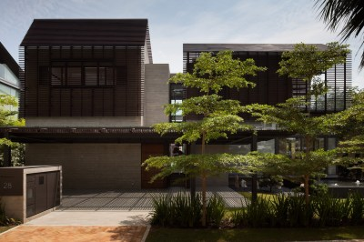 Bungalow @ Cove Way | Singapore Home Architecture