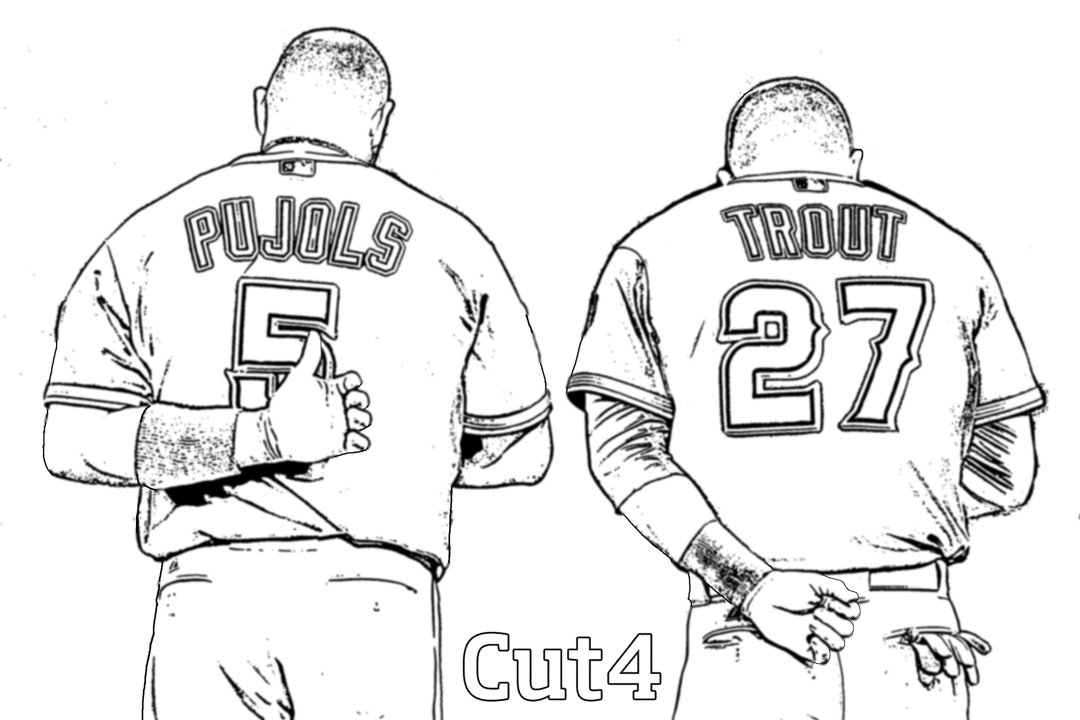 Yankees Baseball Coloring Pages Rays Baseball Coloring Pages