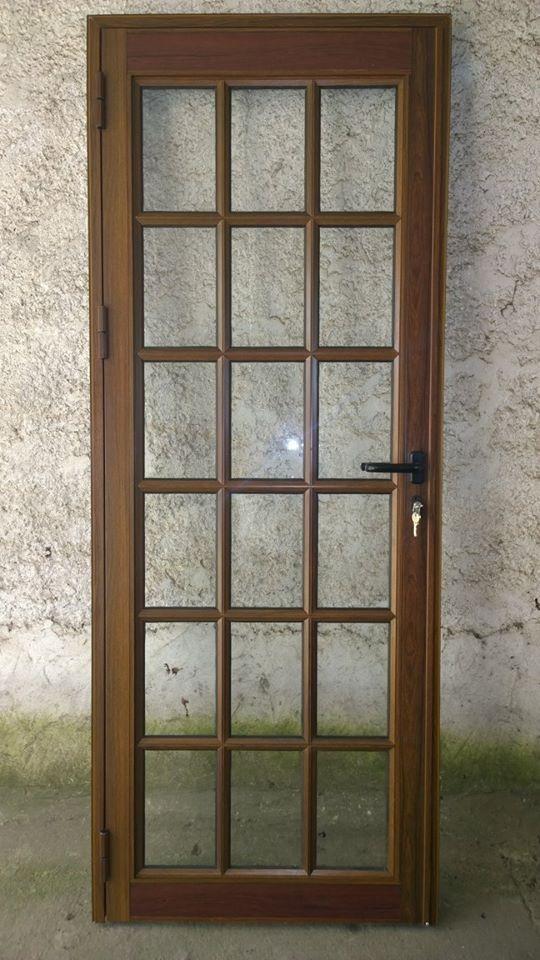 De aluminio puertas para exteriores modernas - Puertas exteriores modernas ...