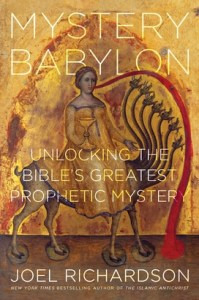 Just what is  Mystery Babylon   Mystery Babylon cover low res