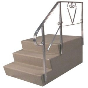 Everything You Need To Know About Mobile Home Steps Mobile Home | Steps For Mobile Homes Outdoor | Plastic | Small | Steel | Portable | Pressure Treated