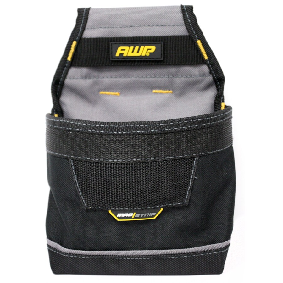 Awp 73 Cu In Magnetic Polyester Tool Pouch At Lowes Com
