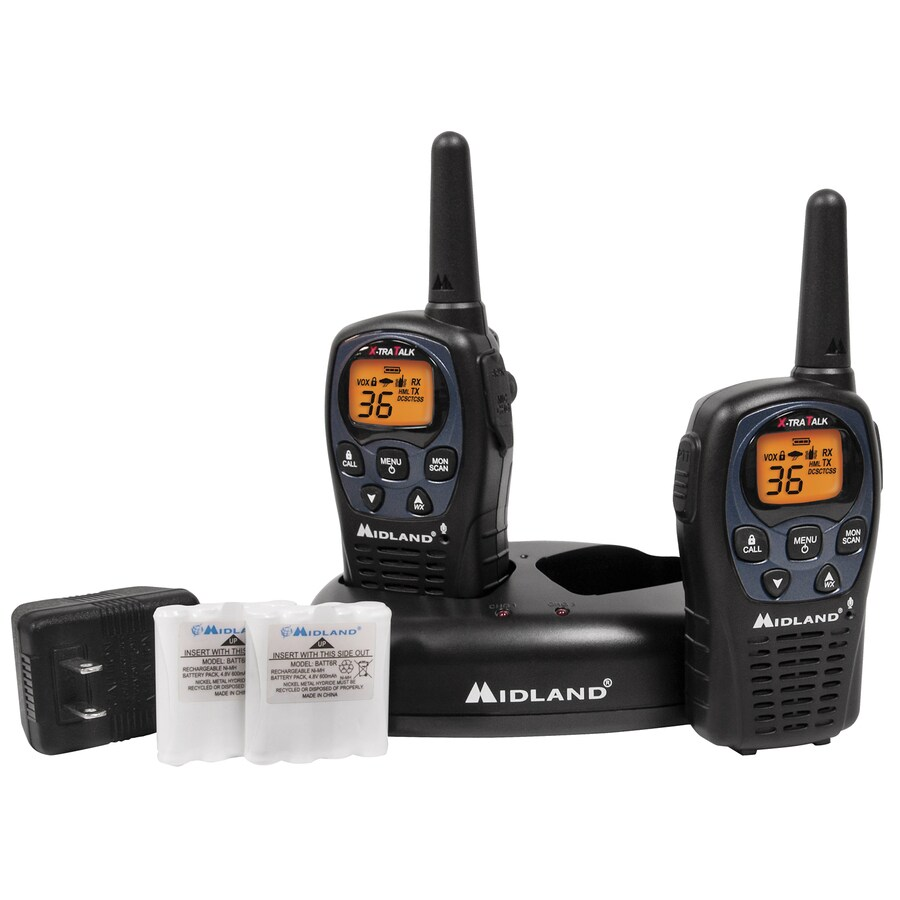 Midland Two Way Radios At Lowes Com