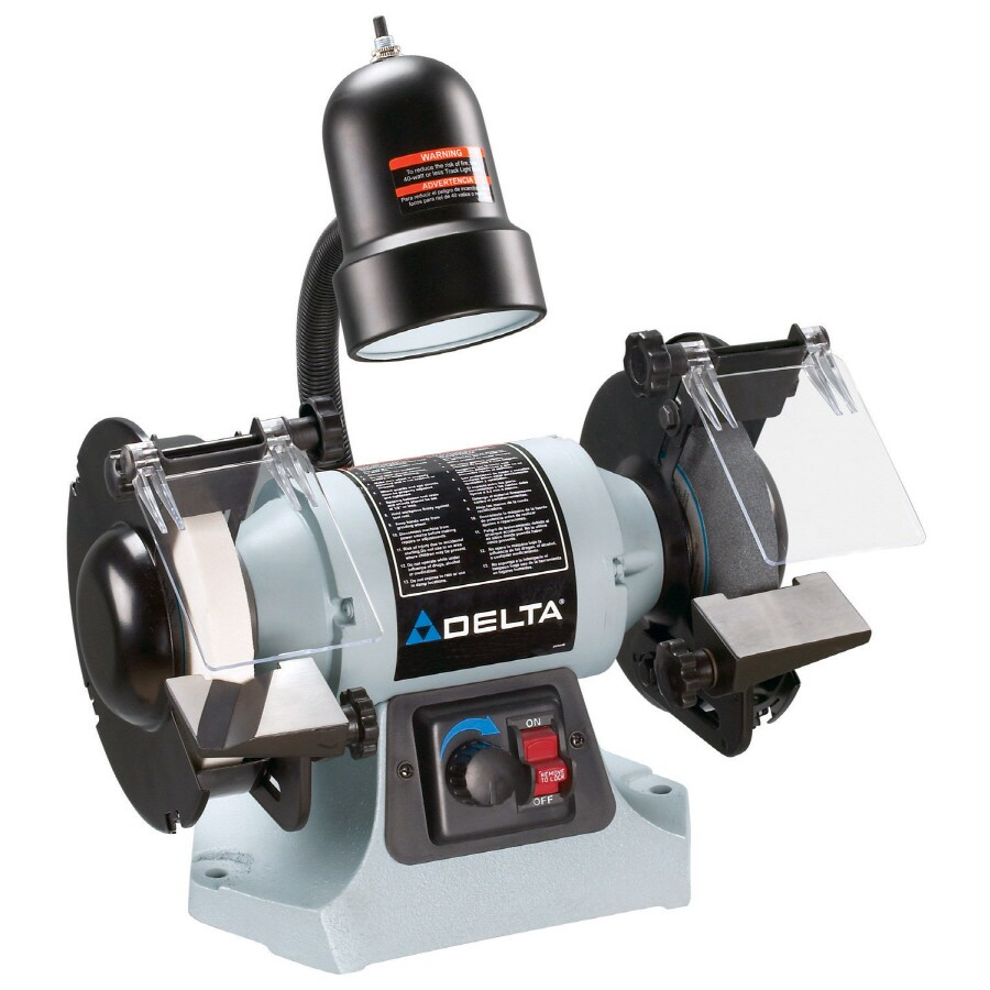 Delta 6 In Variable Speed Grinder At Lowes Com