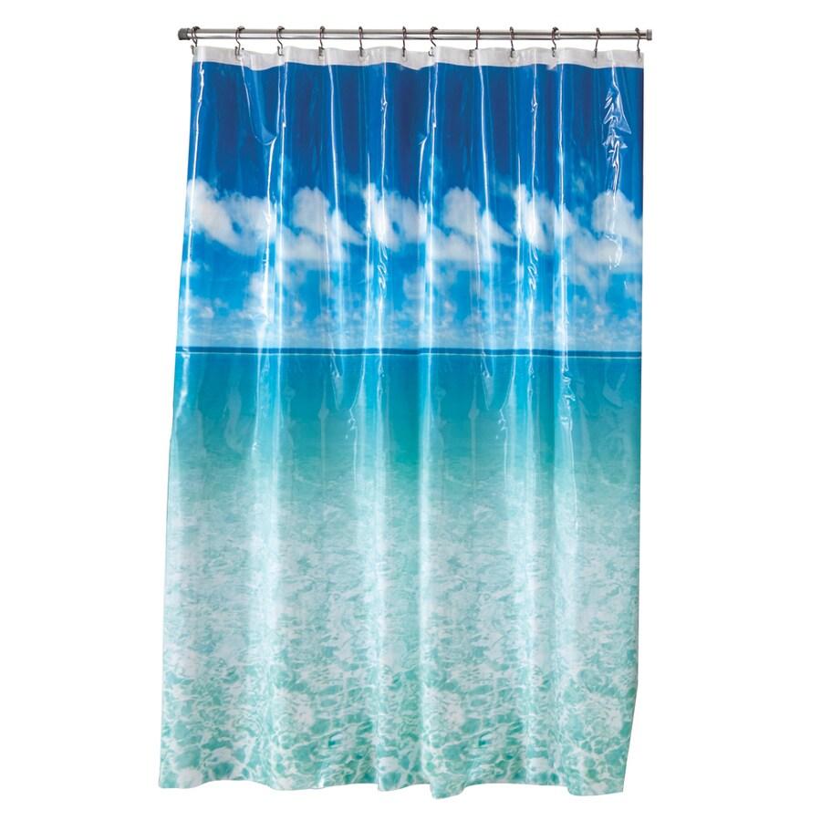 L Shower Curtain Rod